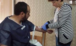 تجربة زراعة الشعر في تركيا1